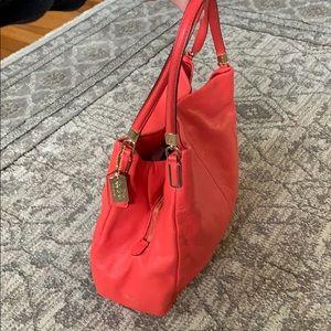 Coach Phoebe Madison Leather Bag